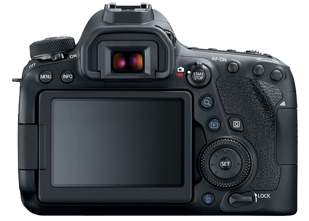 Review of Canon EOS 6D Mark II Digital SLR Camera