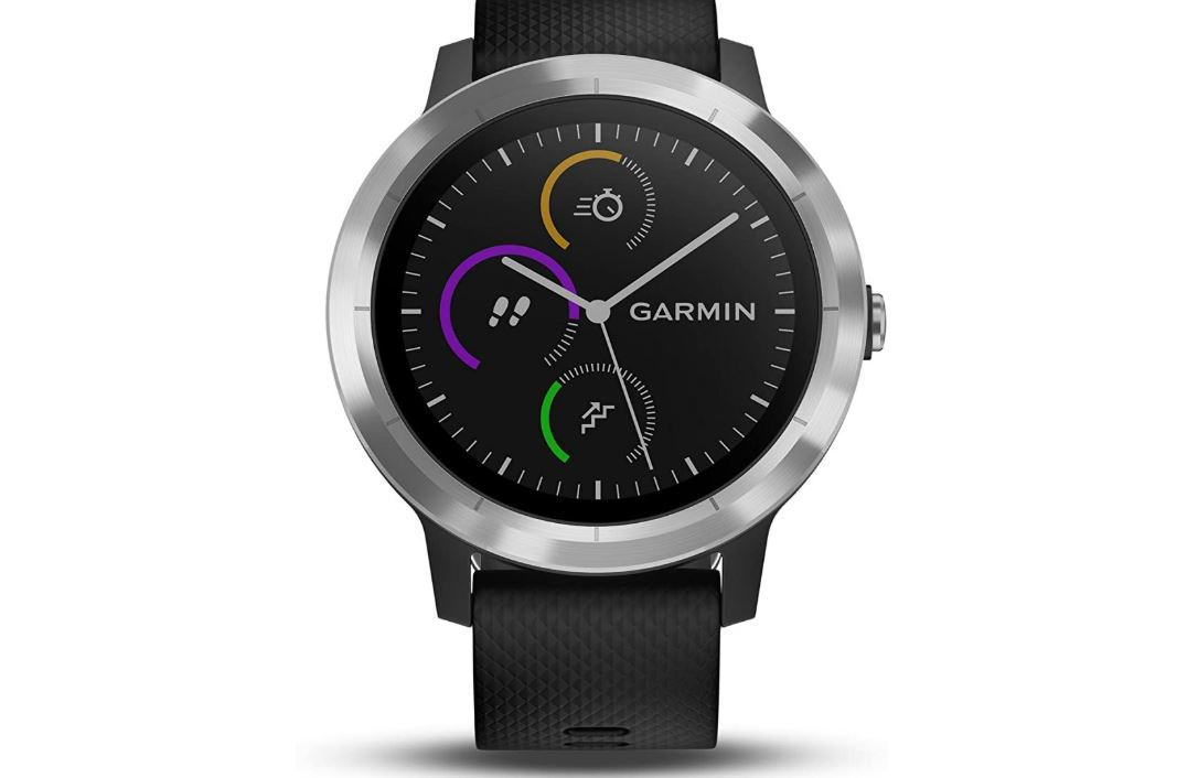 Garmin vívoactive 3, GPS Smartwatch with Contactless Payments