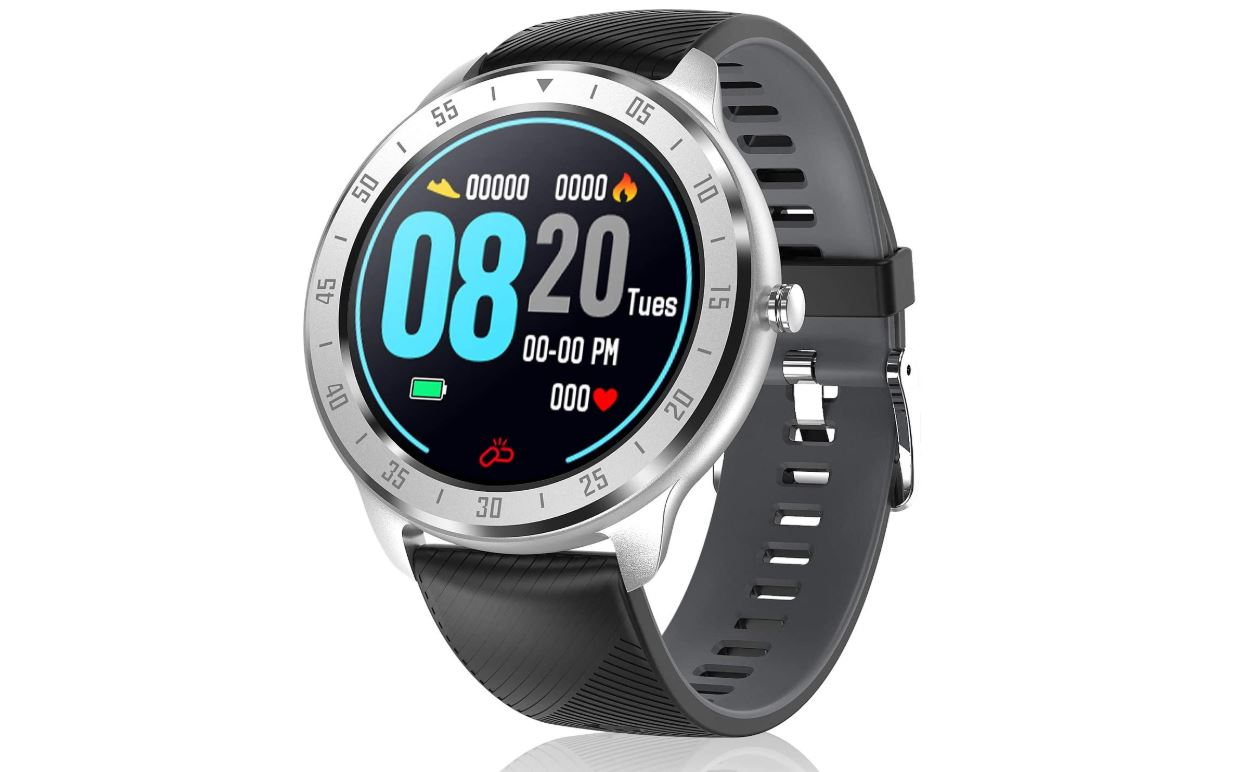 CanMixs Smart Watch for Android iOS Phones