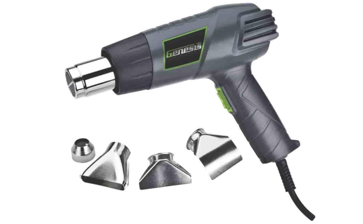Genesis GHG1500A Dual-Temperature Heat Gun
