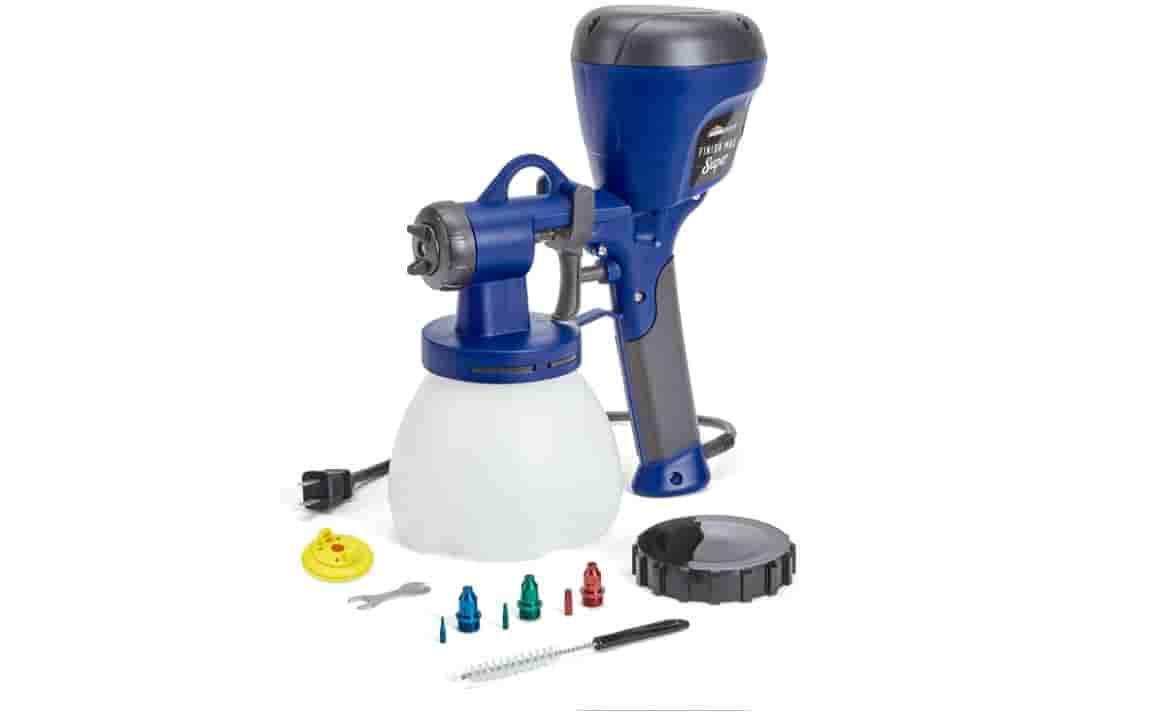 HomeRight C800971.A Super Finish Max Paint Sprayer