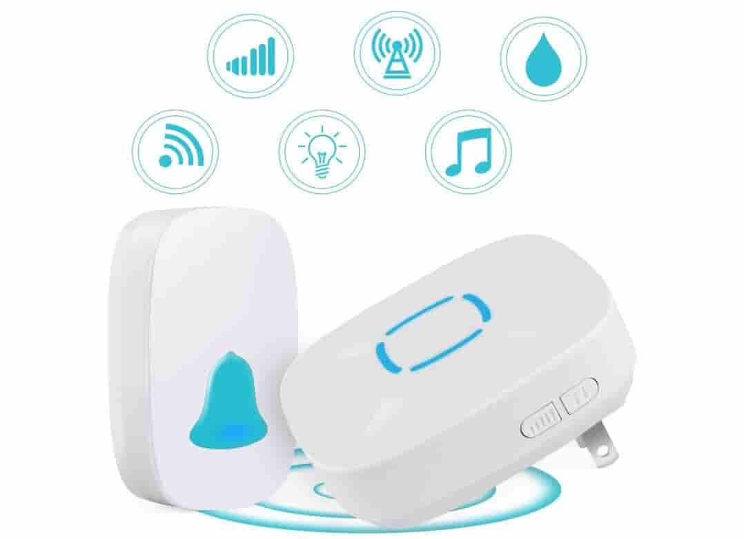 Ifecco Wireless Doorbell Kit