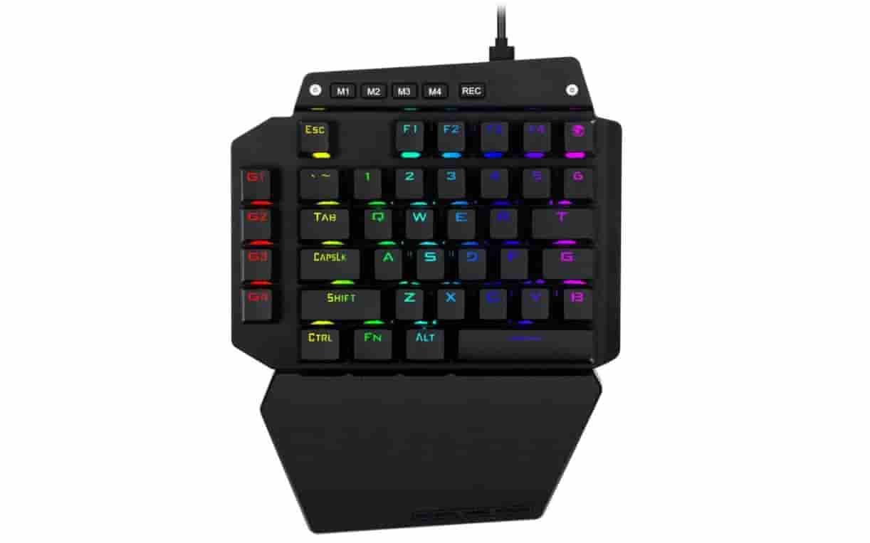 K-700 One Handed Gaming Keyboard