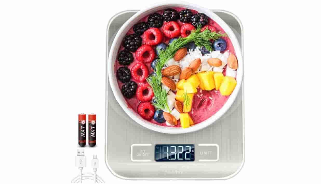 Kiaitre Digital Food Scale