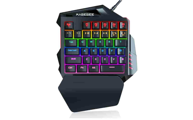 MAGEGEE One Handed Gaming Keyboard