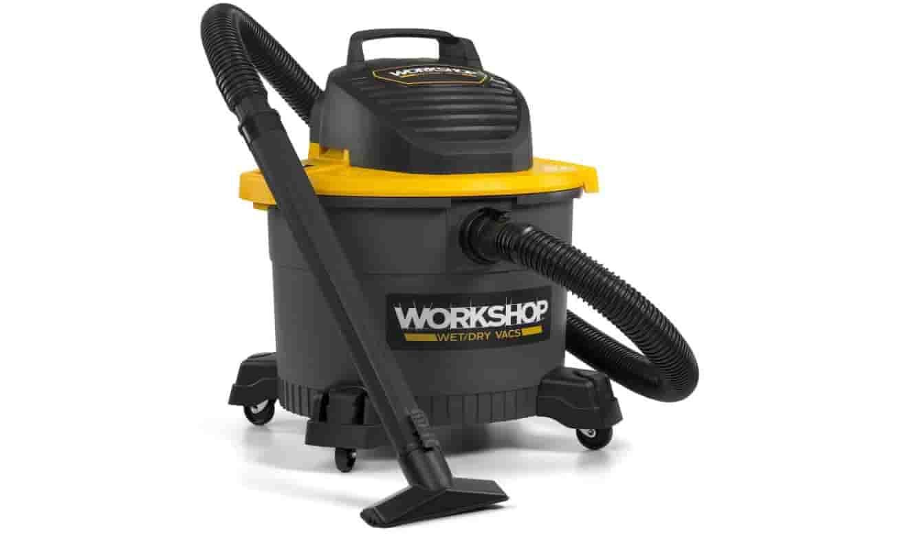 WORKSHOP Wet/Dry Shop Vac