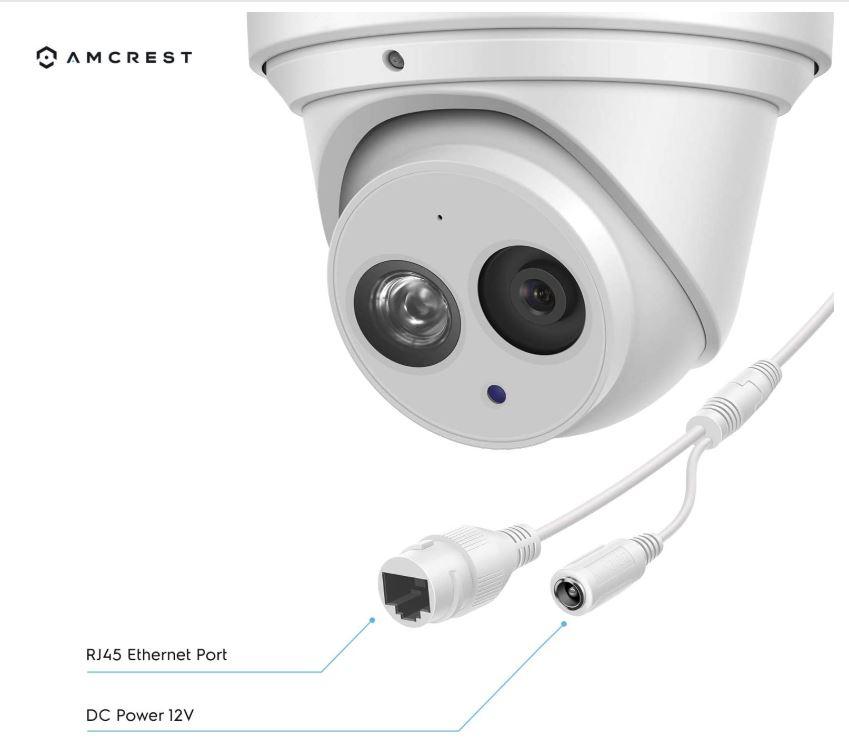 Amcrest UltraHD 4K (8MP) Outdoor Security Camera